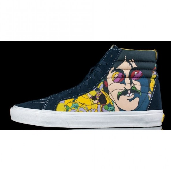 Originales, cómodas, casual y atrevidas zapatillas Vans, The Beatles. Ideal para regalar!!!